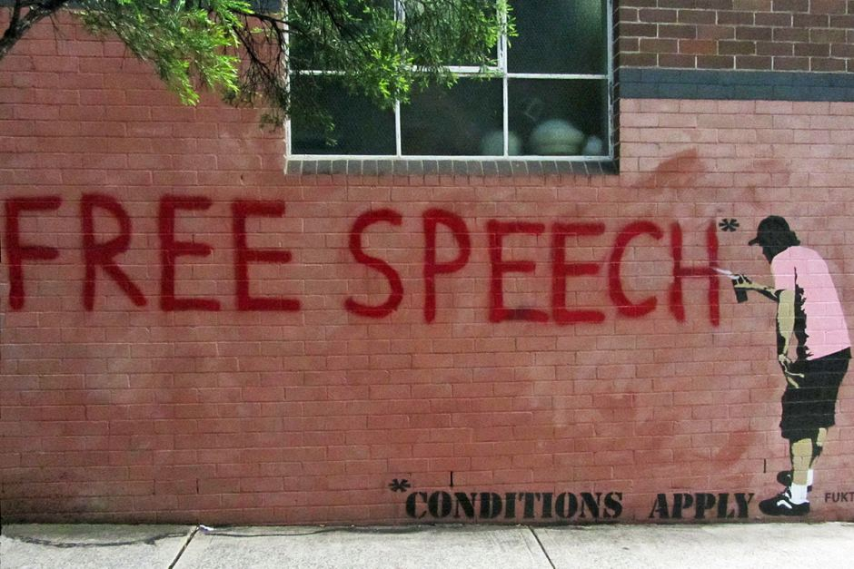 What is the Status of Free Speech in Australia?